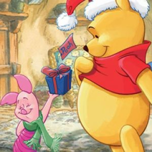 Winnie the Pooh - Merry Christmas