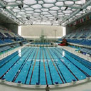 Pool Ready for Swimmers - Beijing