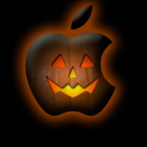 Apple - Halloween