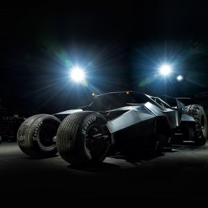 Batman - batcar