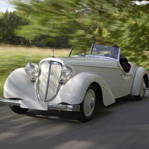 Audi Front 225 roadster 1935